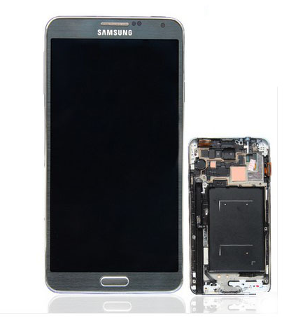 samsung galaxy note 3 display lcd glas reparatur phone. Black Bedroom Furniture Sets. Home Design Ideas